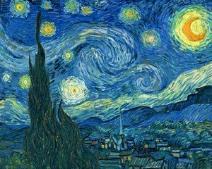Carpe Noctem dans Amore notte-stellata-van-gogh-300x240